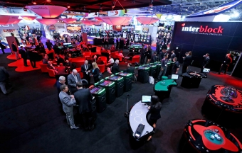 Day 1 at ICE Totally Gaming 2015 2