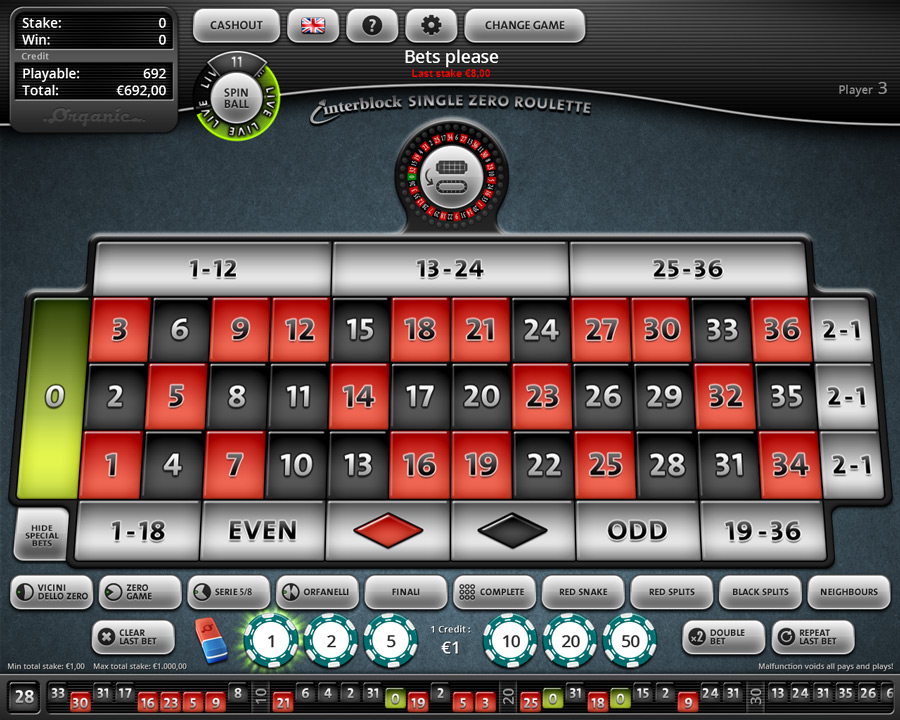Play European Roulette Online | Grosvenor Casinos