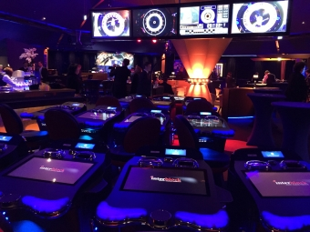 Motor city casino poker room tournaments