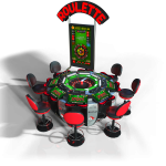 Diamond Roulette M-Display