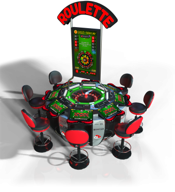 Diamond Roulette M-Display